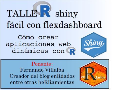 Shiny facil con flexdashboard